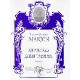 MANJON LEYENDA AIRE VASCO ECH430