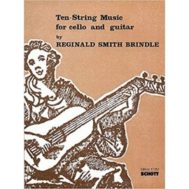 SMITH BRINDLE TEN STRINGS MUSIC ED11392