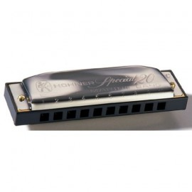 HARMONICA HOHNER SPECIAL 20 RE DIATONIQUE 560/20