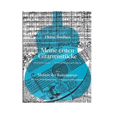 TEUCHERT MAITRES DE LA RENAISSANCE SY2201