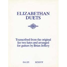ELIZABETHAN DUETS GA225