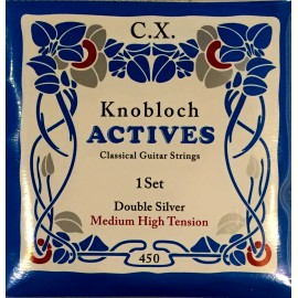 KNOBLOCH ACTIVES CX MEDIUM HIGHT TENSION JEU 400ADC