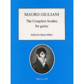 GIULIANI COMPLETE STUDIES TE105