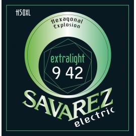 SAVAREZ HEXAGONAL EXPLOSION X-LIGHT 09/42 JEU H50XL