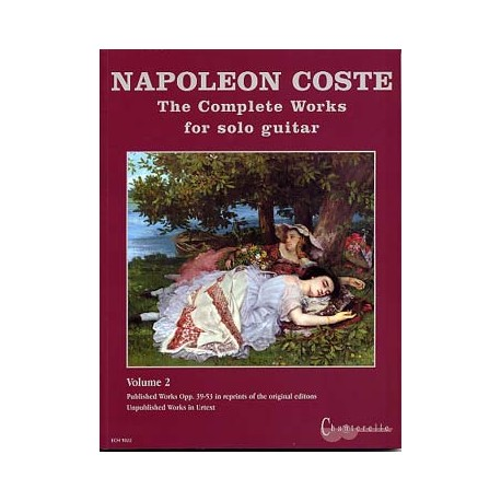 COSTE COMPLETE WORKS 2 ECH1022