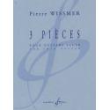 WISSMER  3 PIECES  GB9478