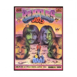 BEATLES HITS GUITARE PIANO DADI EMF100020