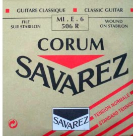 SAVAREZ CORUM ROUGE CORDE 6 MI 506R