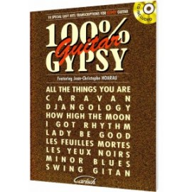 100% GYPSY GUITAR HOARAU MF2024 + CD