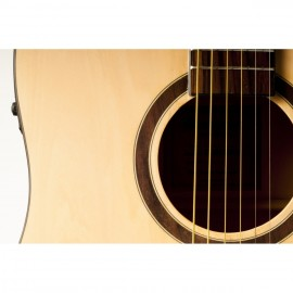 GUITARE FOLK BEAUMONT E/A CTW NATUREL DG80CEN