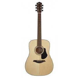 GUITARE MAYSON FOLK DREADNOUGTH ACAJOU TABLE CEDRE ESD10