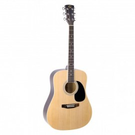 GUITARE YELLOWSTONE DREADNOUGHT NATUREL