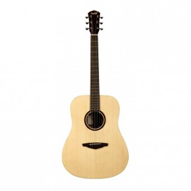 GUITARE FOLK VEELAH NATUREL MASSIVE V1D