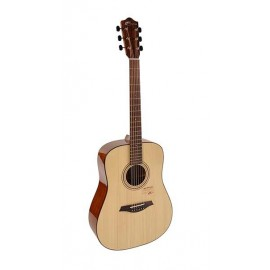GUITARE MAYSON FOLK DREADNOUGTH ACAJOU TABLE EPICEA MASSIF D1S