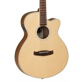 GUITARE TANGLEWOOD DREADNOUTH GAUCHER TW9LH