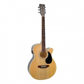 GUITARE YELLOWSTONE OM CTW MJCE NAT