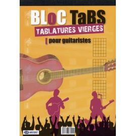 BLOC TABLATURES ID.MUSIQUE PMU024