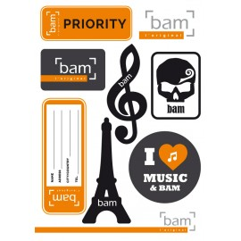 STICKERS BAM COLLECTION CLASSIQUE