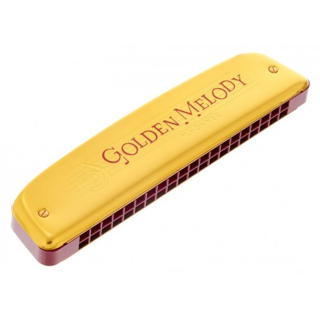HARMONICA HOHNER GOLDEN MELODY DO TREMOLO 40