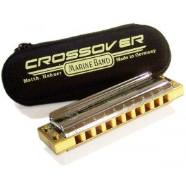 HARMONICA HOHNER CROSSOVER 10TR DO DIATONIQUE 2009/20