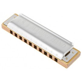 HARMONICA HOHNER MARINE BAND 10TR DO DIATONIQUE