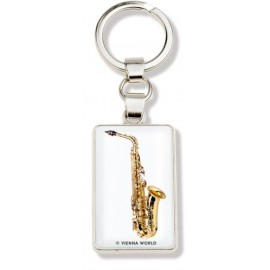 PORTE CLES LUXE SAXOPHONE VIENNA T878