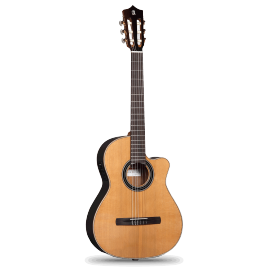 GUITARE ALHAMBRA CROSS OVER CS-LR CTW E1 SERIE S