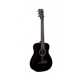 GUITARE FOLK LITTLE MARTIN BLACK + HOUSSE LX-BLK