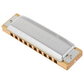 HARMONICA HOHNER MS BLUES HARP FA DIATONIQUE 532 20