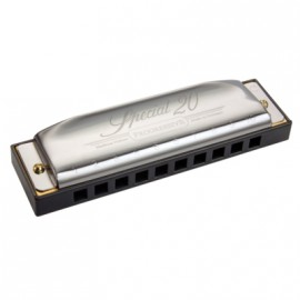 HARMONICA HOHNER SPECIAL 20 DO DIATONIQUE 560/20