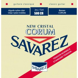 SAVAREZ NEW CRISTAL CORUM ROUGE JEU 500CR