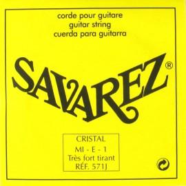 SAVAREZ CRISTAL JAUNE CORDE 1 MI 571J