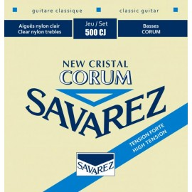 SAVAREZ NEW CRISTAL CORUM BLEU JEU 500CJ