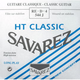 SAVAREZ ALLIANCE BLEU CORDE 4 RE 544J