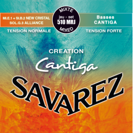 SAVAREZ CANTIGA CREATION MIXTE  JEU 510MRJ