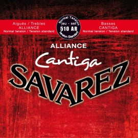SAVAREZ CANTIGA ALLIANCE ROUGE JEU 510AR