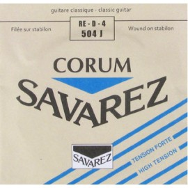 SAVAREZ CORUM BLEU CORDE 4 RE 504J