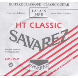 SAVAREZ ALLIANCE ROUGE CORDE 5 LA 545R