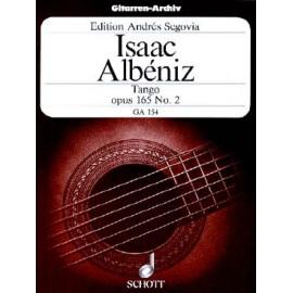 ALBENIZ TANGO ESPAGNOL BA11507