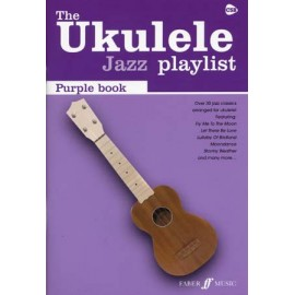 UKULELE JAZZ PLAYLIST PURPLE BOOK