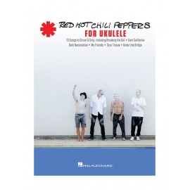 RED HOT CHILI PEPPERS FOR UKULELE  HL00197145