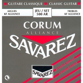SAVAREZ CORUM ALLIANCE ROUGE JEU 500AR