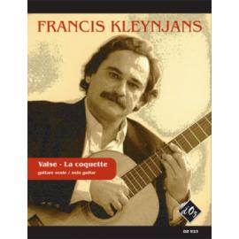 KLEYNJANS VALSE - LA COQUETTE DZ923
