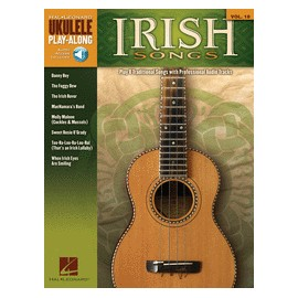 UKULELE PLAY-ALONG IRISH SONGS VOL18
