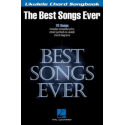 BEST SONGS EVER FOR UKULELE  HL00117050