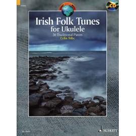 IRISH FOLK TUNES FOR UKULELE ED13577