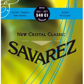 SAVAREZ NEW CRISTAL CLASSIC BLEU JEU 540CJ