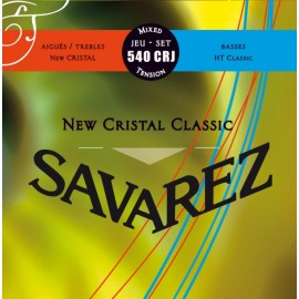 SAVAREZ NEW CRISTAL CLASSIC MIXTE JEU 540CRJ