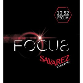 SAVAREZ ELECTRIC FOCUS 10-52 JEU F50LM