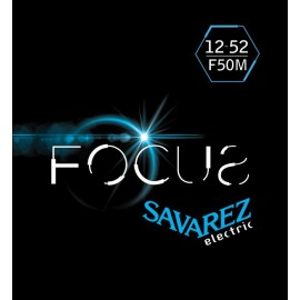 SAVAREZ ELECTRIC FOCUS 12-52 JEU F50M